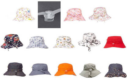 16mar toshi childrens hats