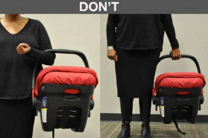 16mar britax b safe car seats carry donts