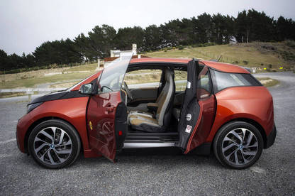 16mar first look bmw i3 doors