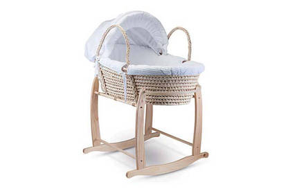 16apr jolly jumper moses basket and stand