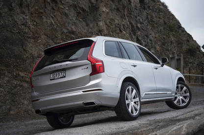 First Look Volvo Xc90 Consumer Nz