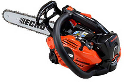 16jun echo cs2510 tes top handle chainsaw
