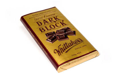 Whittaker's Chocolate (250g) was one item on promotion almost every week.