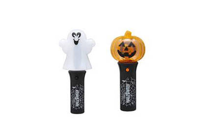 16oct countdown halloween led wands