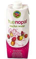 Truenopal cactus water