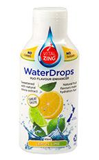 Vital zing water drops