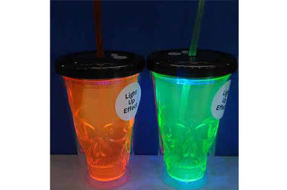 16oct halloween flashing tumblers