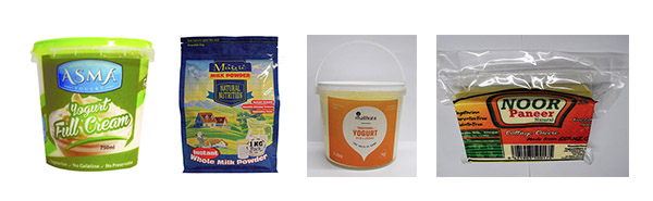 17jan various yoghurt products