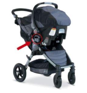17feb recall britax b safe car seat receiver1