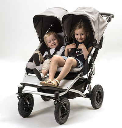 First Look: Mountain Buggy Duet 2017 stroller - Consumer NZ