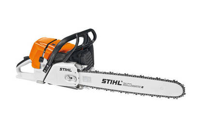 17apr two stihl chainsaws ms 461