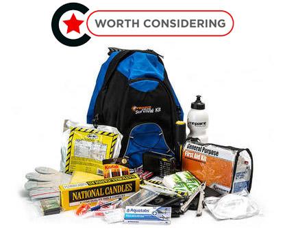 a546e784d1 One Person 72 Hour Survival Kit ($205)