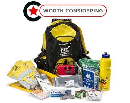 Emergency survival kits - Consumer NZ