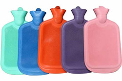 Standard 2L hot water bottle
