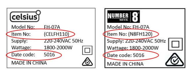 17jul celsius number 8 fan heaters labels