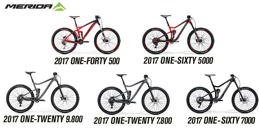 17jul 2017 merida mountain bicycles