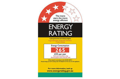 17sep appliance running costs energy label