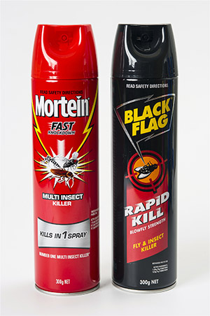 17oct mortein fast knockdown black flag rapid kill