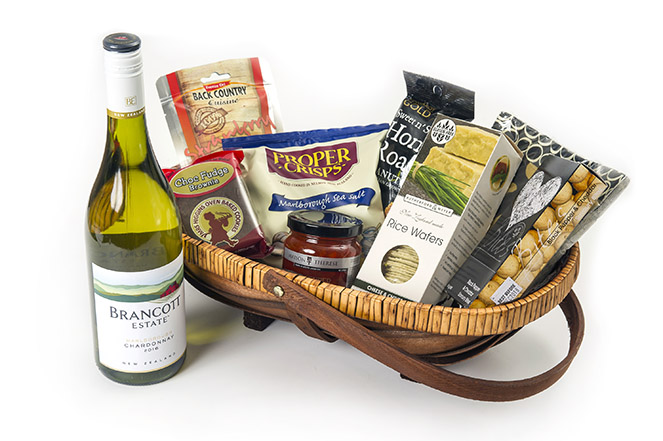 Worst value: Bliss Baskets & Gifts - $99, or $39 to buy the items in store (excluding the basket).