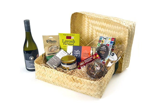 Gift baskets consumer nz one panellist said it contained a great range of items and a lot of new zealand made products another commented the gift had something for everyone negle Images