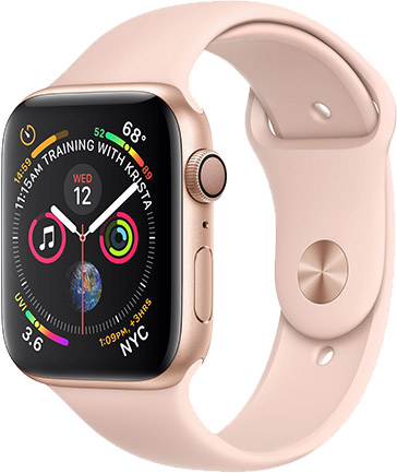 Apple watch pink 2