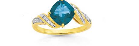 8nov jewellery sale blue topaz body