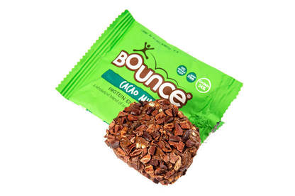 Bounce energy ball