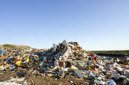 Putting toxic, corrosive, flammable or explosive material into general rubbish can cause serious damage to human health and the environment.