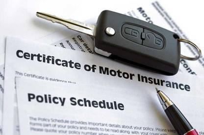 13dec car insurance policy