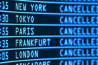 For flights, you can claim a refund and compensation for unexpected expenses if the cancellation was due to circumstances within the airline's control.