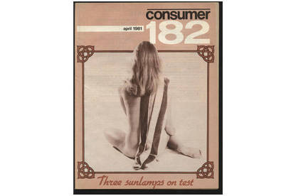 19may consumer in the 80s april 1981