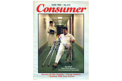 19may consumer in the 80s 272 june 1989