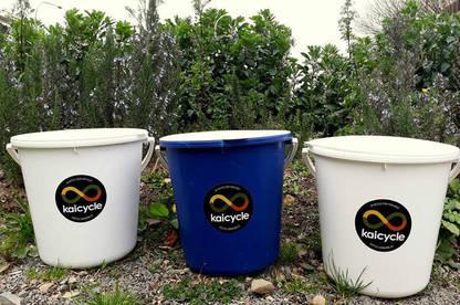 KaiCycle bucket (Wellington)
