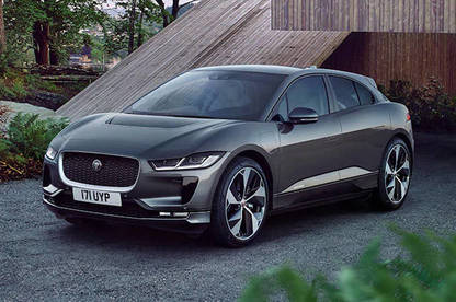 Jaguar -I-Pace frontal