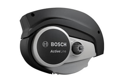 Bosch motor.
