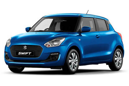 Suzuki Swift Consumer NZ People's choice car award winner