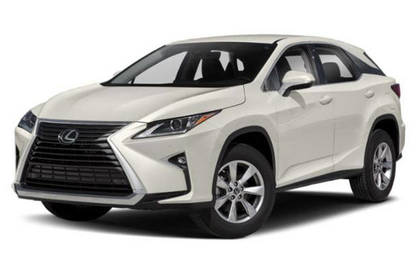 Consumer NZ people's choice car award winner Lexus RX