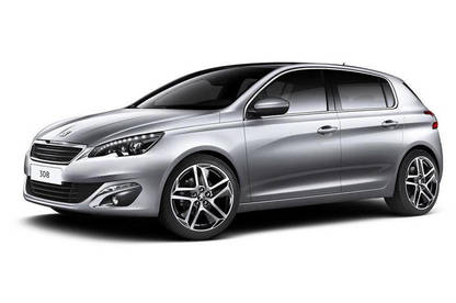 People's choice car awards medium size loser Peugeot 308
