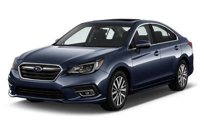 People's Choice car awards winner large car loser Subaru Legacy