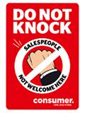 Donotknock