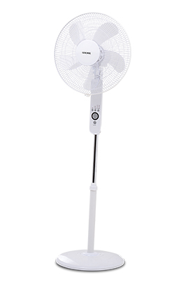Goldair DC Quiet Fan with WiFi and Remote 40cm GCPF315