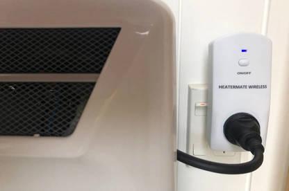 Heatermate wall plug.