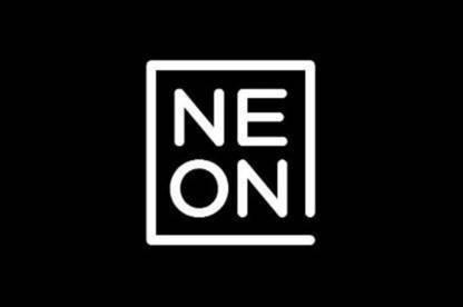 new neon logo