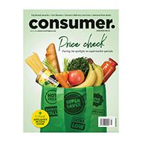 Cover of Consumer NZ magazine August-September 2020 issue.
