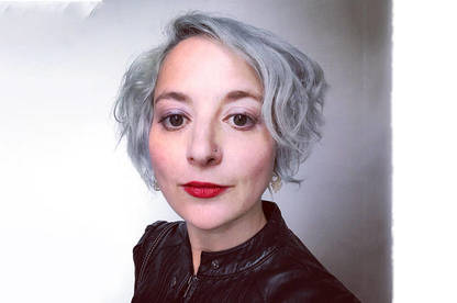 Eva Galperin - EFF director of cybersecurity.
