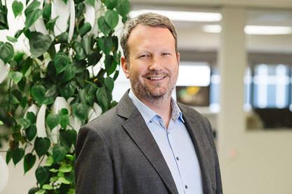 Jordan Carter - Internet NZ group CEO.