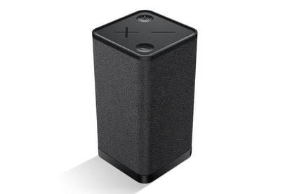 UE Hyperboom speaker.