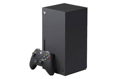 Microsoft Xbox Series X.