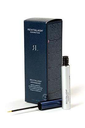 Revitalash eyelash serum.