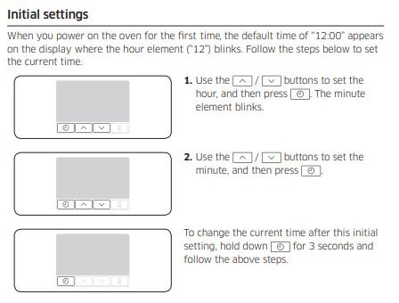 Image of Samsung's user manual.